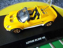 Lotus Elise 49 MK I 1996-2000 gelb