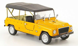 Renault Rodeo 4 / ACL Coursiere Phase I 1970-1981 orange