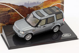Land Rover Discovery IV Phase I 2009-2013 Indus grau met.