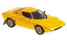 Lancia Stratos HF 1973-1978 gelb
