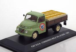 """Fiat 615N Pritsche """"Consorzio Mele val di non 1953"""" grün"""