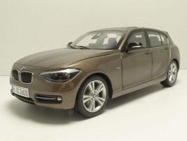 BMW 1er F20 Phase I 2011-2015 Sparkling bronze met.