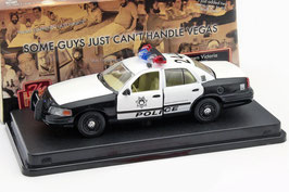 "Ford Crown Victoria Police Interceptor ""The Hangover 2009"" schwarz / weiss"