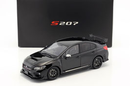 Subaru WRX STi S207 NBR Challenge Package 2015 schwarz