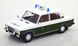 """Lada 2106 1976-2006 """"Polizei DDR weiss / dunkelgrün"""""""
