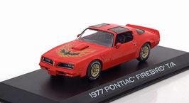 Pontiac Firebird Trans Am II Phase III 1977-1979 rot / Decor