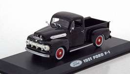 Ford F-1 Pick Up 1951-1952 schwarz