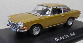 Glas 2600 V8 Coupé 1966-1967 braun met.