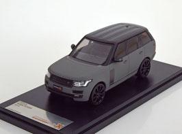 Range Rover L405 seit 2013 mattgrau / schwarz