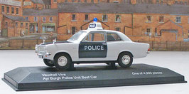 Vauxhall Viva HB 1966-1970 Police Ayr Burgh weiss / blau