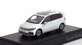 VW Touran II R-Line seit 2016 silber met.