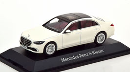 Mercedes-Benz S-Klasse V223 seit 2020 weiss met.