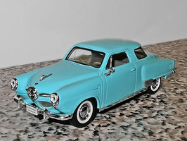 Studebaker Champion Coupé 1947-1951 blau