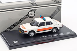 "Saab 99 Phase IV 1977-1984 ""Politie Culemborg NL"" weiss / orange"