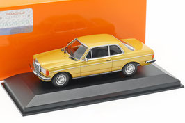Mercedes-Benz 230 CE C123 1977-1985 gold met.