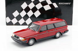 Volvo 240 GL Kombi 1984-1993 rot