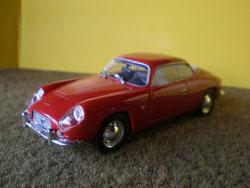 Lancia Appia Zagato GTE 1958-1959 rot