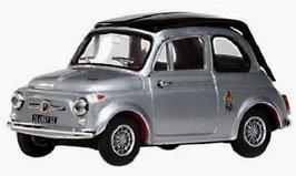 Fiat Abarth 695 1964 silber met. / schwarz