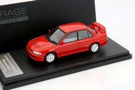 Mitsubishi Lancer EVO II 1994 rot