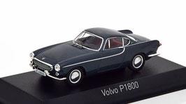 """Volvo P1800 """"Jensen"""" Coupé 1961-1963 dunkelgrau met."""
