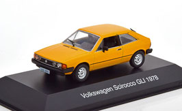 VW Scirocco I Phase II 1977-1981 orange