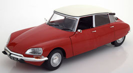 Citroën DS Special 1969-1975 rot / weiss