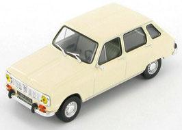 Renault 6 Phase I 1968-1973 beige