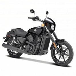 Harley Davidson Street 750 2015 matt-schwarz
