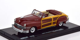 Chrysler Town & Country Convertible 1946 1949 Costa Rica brown / Holz