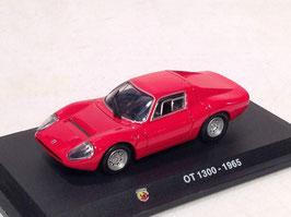 Abarth OT 1300 1965 rot