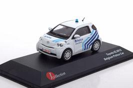 "Toyota IQ 2008-2014 ""Police Belgien 2012 weiss / blau"""