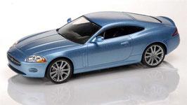 Jaguar XK X150 Coupé 4.2 V8 Phase I 2006-2009 hellblau met.