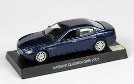 Maserati Quattroporte 2003-2013 blau met.