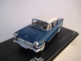 Opel Kapitän P1 2.5 1958-1959 blau / weiss