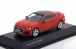 Audi RS 5 Coupé II F5 seit 2017 Misano rot
