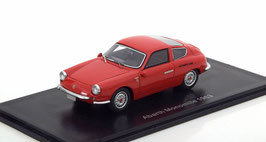 Fiat Abarth 1000 GT Monomille 1963 rot