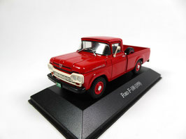 Ford F-100 Pick Up 1959 dunkelrot / weiss