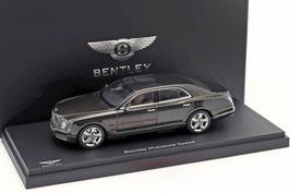 Bentley Mulsanne Speed seit 2015 dunkelbraun met.