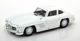 Mercedes-Benz 300 SL W198 1954-1957 weiss