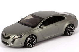 Opel GTC Concept 2007 Salon de Paris matt-grau