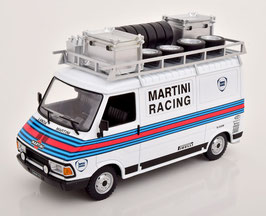 """Fiat 242 Phase II 1980-1987 """"Martini Rally Team Assistance weiss / Decor"""""""