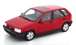 Fiat Tipo 2.0 16V Phase I 1991-1993 dunkelrot met. / schwarz