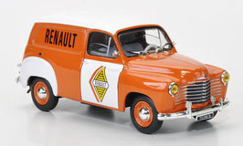 "Renault Colorale Kastenwagen 1950-1957 ""Renault Service"" rot / weiss"