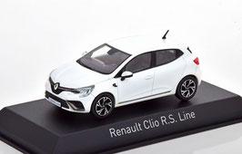 Renault Clio V R.S. Line seit 2019 weiss