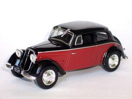 IFA F8 Limousine 1949-1955 dunkelrot / schwarz