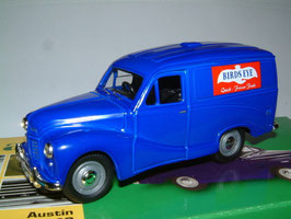 Austin A40 Van 1947-1956 Birds Eye blau