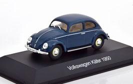 VW Käfer / Bretzelkäfer 1947-1953 dunkelblau