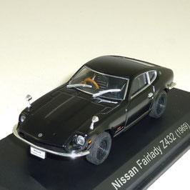 Datsun 240Z /Nissan Fairlady Z 1969-1973 schwarz