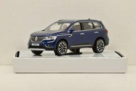 Renault Koleos II Phase I seit 2017 dunkelblau met.