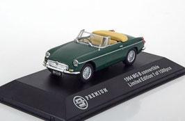 MG B Roadster MK I 1962-1967 dunkelgrün